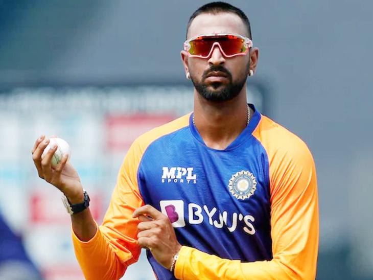 क्रुणाल पंड्या कोरोना पॉजिटिव पाए गए हैं। दूसरा वनडे स्थगित कर दिया गया है। - Dainik Bhaskar