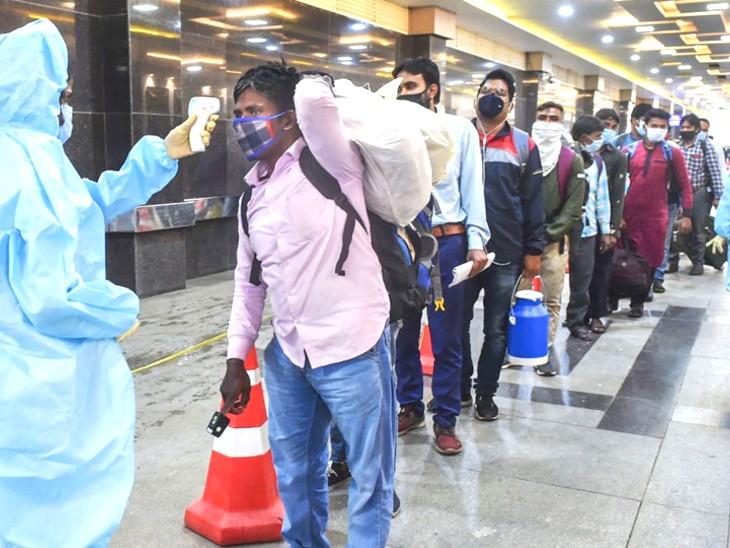 हेल्थ मिनिस्ट्री ने कहा- केरल समेत 7 राज्यों के 22 जिलों में पिछले 4 हफ्तों से बढ़ रहा संक्रमण, इसे हल्के में न लें|देश,National - Dainik Bhaskar