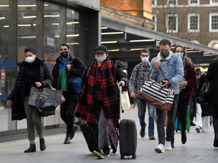 अनलॉक हो चुके ब्रिटेन में अब नए कोरोना मरीज आधे से भी कम आ रहे, एक्सपर्ट भी हैरान हैं|विदेश,International - Dainik Bhaskar