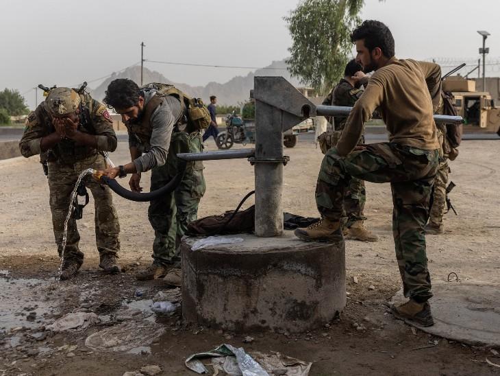 राष्ट्रपति अशरफ गनी बोले- तालिबान से सीधे बातचीत करने को तैयार, लड़ाई से नहीं निकलेगा इस परेशानी का हल|विदेश,International - Dainik Bhaskar