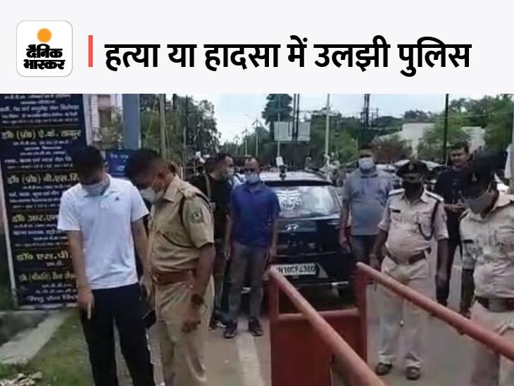 धनबाद में मॉर्निंग वॉक पर निकले थे जज, ऑटो चालक धक्का मारकर हुआ फरार; सिंह मेंशन के करीबी की हत्या समेत चर्चित मामलों की कर रहे थे सुनवाई|झारखंड,Jharkhand - Dainik Bhaskar