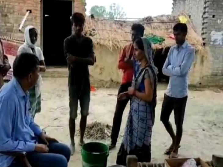 झाड़ फूंक के चक्कर में फंसा परिवार, एक-एक कर मरते रहे; चौथी मौत के बाद गांव के लोगों ने हेल्थ डिपार्टमेंट को दी सूचना, 5 दिन की निगरानी में रहेगा परिवार|जौनपुर,Jaunpur - Dainik Bhaskar