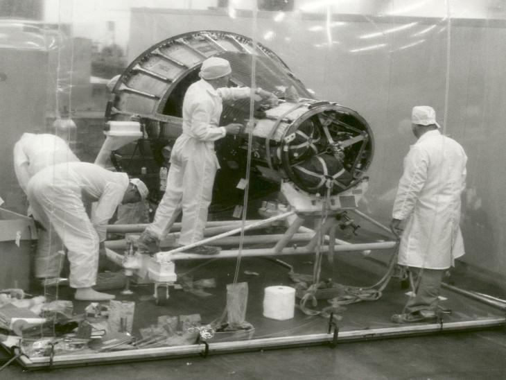 1958 में बनने के बाद ही नासा ने अपने पहले मिशन पर काम करना शुरू कर दिया। नासा का ये पहला ह्यूमन स्पेसफ्लाइट प्रोग्राम था।