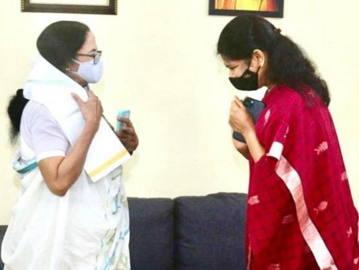 ममता से कनिमोझी, जावेद अख्तर और शबाना आजमी ने की मुलाकात, बंगाल की CM गडकरी से मिलीं|देश,National - Dainik Bhaskar