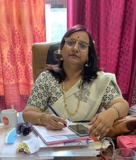 स्त्री रोग विशेषज्ञ डॉ. रेणु सोनी। - Dainik Bhaskar
