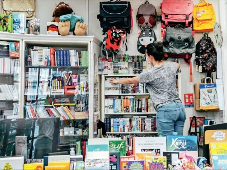 किशोरों को फ्रांस 26 हजार रुपए दे रहा, बशर्ते वे किताबों से लेकर वीडियो गेम तक स्थानीय ही खरीदें, आर्ट इवेंट में जाएं|विदेश,International - Dainik Bhaskar