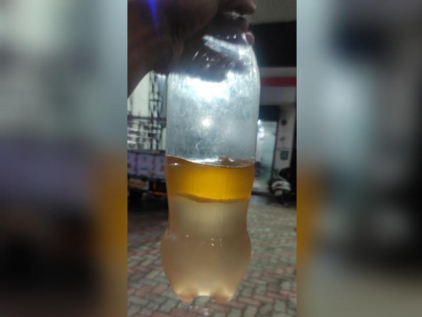 गाड़ियां बंद होने लगी तो ग्राहकों ने मचाया हंगामा, कंपनी ने बंद कराया पंप, मालिक बोले- पेट्रोल में मिक्स एथेनॉल बना पानी जालंधर,Jalandhar - Dainik Bhaskar