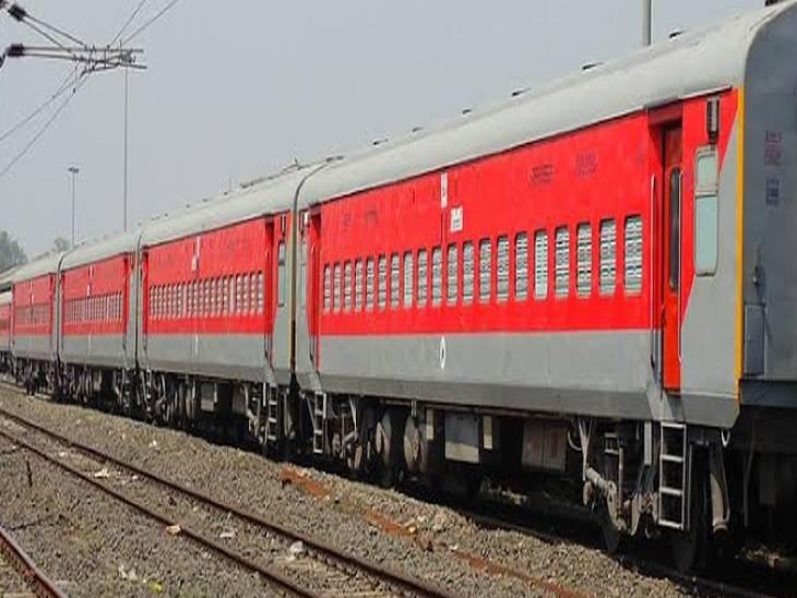 रेलवे चरणबद्ध तरीके से ट्रेनों के कोच को कर रही रिप्लेसमेंट।