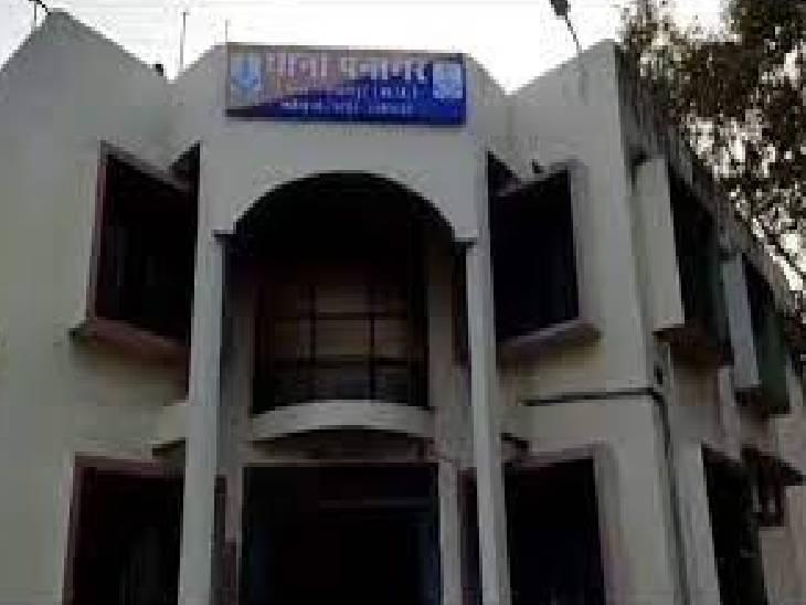 जबलपुर के पनागर थाने में जालसाज ने ASP बनकर किया कॉल, पेट्रोल पंप संचालक से अलवर के अकाउंट होल्डर के खाते में जमा कराई रकम|जबलपुर,Jabalpur - Dainik Bhaskar
