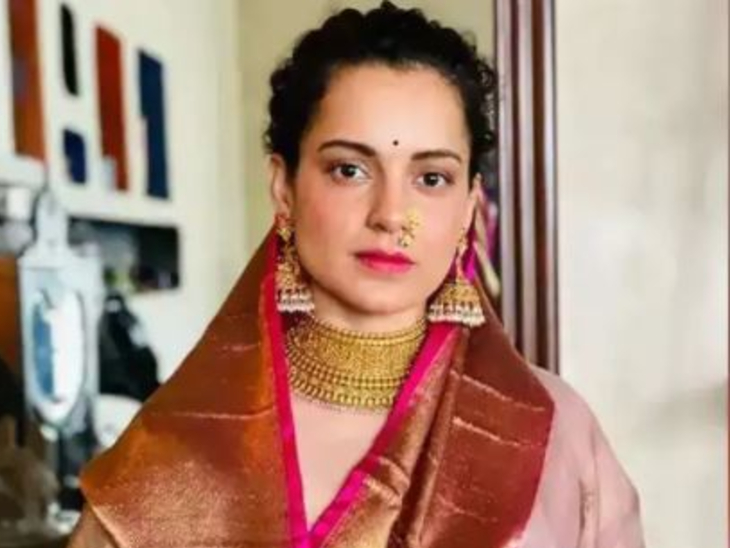 कंगना रनोट के खिलाफ राइटर आशीष कौल ने दायर की अवमानना याचिका बॉलीवुड,Bollywood - Dainik Bhaskar