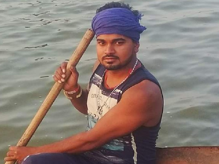 ग्रामीण आजीविका मिशन कार्यालय में करता था चौकीदारी, 1 माह पहले किया था प्रेम विवाह सागर,Sagar - Dainik Bhaskar