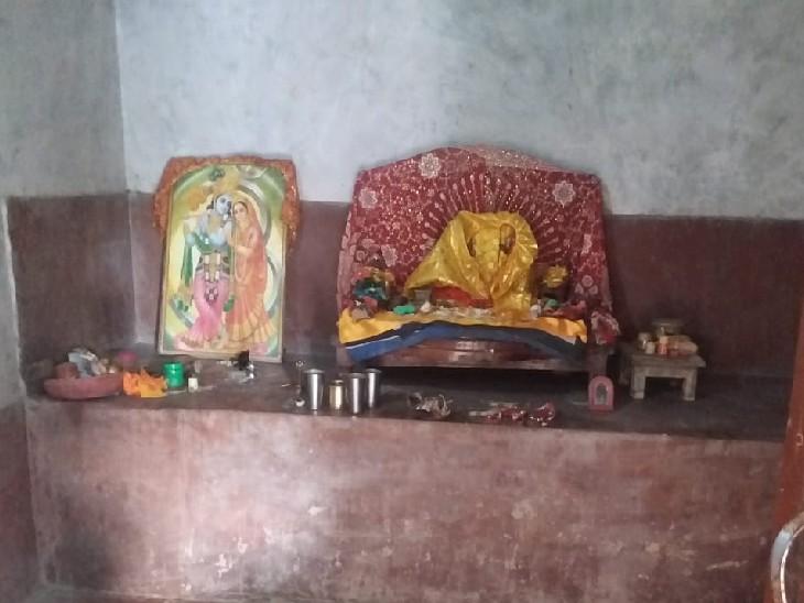 अष्टधातु की मूर्तियों को नेपाल में बेचते हैं तस्कर, औराई से माता सीता की मूर्ति चोरी के बाद हुआ खुलासा मुजफ्फरपुर,Muzaffarpur - Dainik Bhaskar