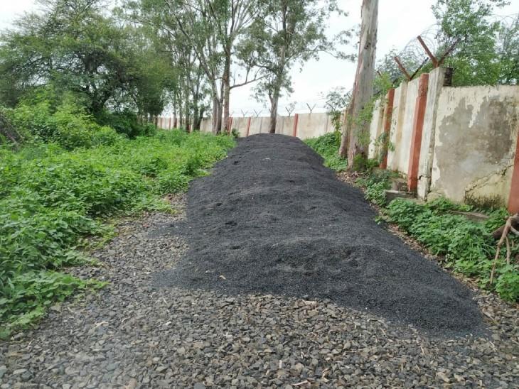 बीएनपी अब कड़ी सुरक्षा में, आईबी से आए अलर्ट के बाद बाउंड्रीवाल से सटकर पेट्राेलिंग पाथवे का पांच किमी क्षेत्र में निर्माण कार्य शुरू|देवास,Dewas - Dainik Bhaskar