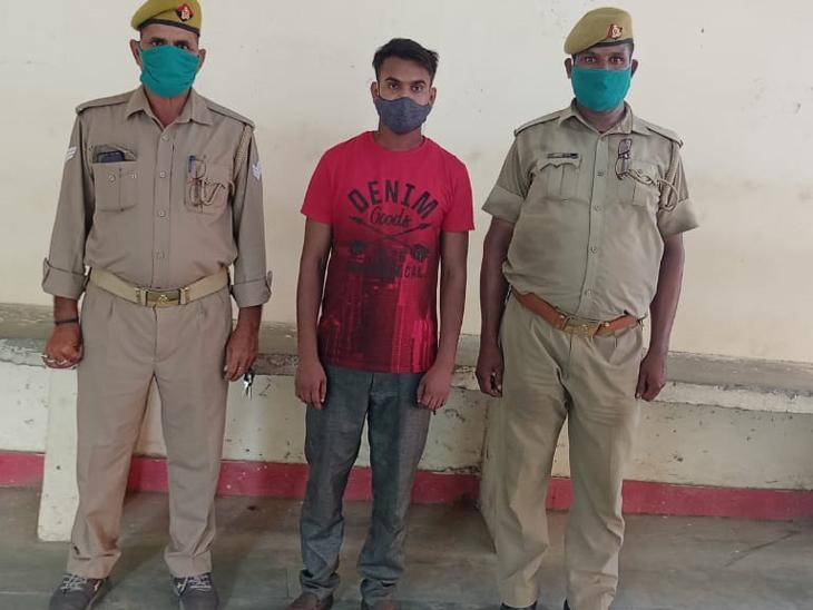 पत्नी को परेशान करने के लिए खून से लथपथ अपनी ही फोटो कर दी थी वायरल; पुलिस को भी दे दी हत्या की सूचना गोरखपुर,Gorakhpur - Dainik Bhaskar