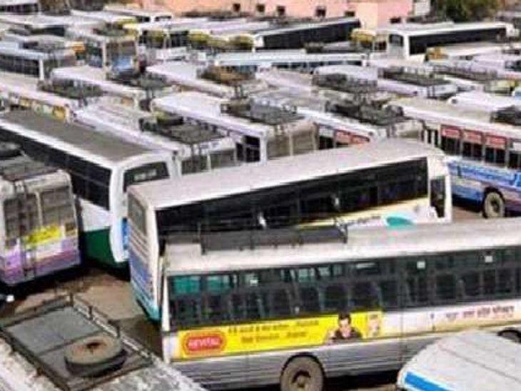 एसोसिएशन बोला - डीजल के दाम 100 रुपए के पार पहुंचे, ऐसे में किराया नहीं बढ़ा तो बसों का संचालन करना मुश्किल, कोरोना कर्फ्यू की अवधि का भी टैक्स माफ हो|इंदौर,Indore - Dainik Bhaskar