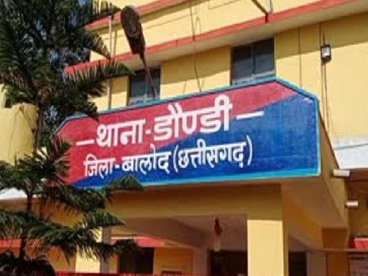 कथित नक्सलियों की तलाश में पुलिस खोजबीन कर रही है। दावा है कि जल्द खुलासा होगा। - Dainik Bhaskar
