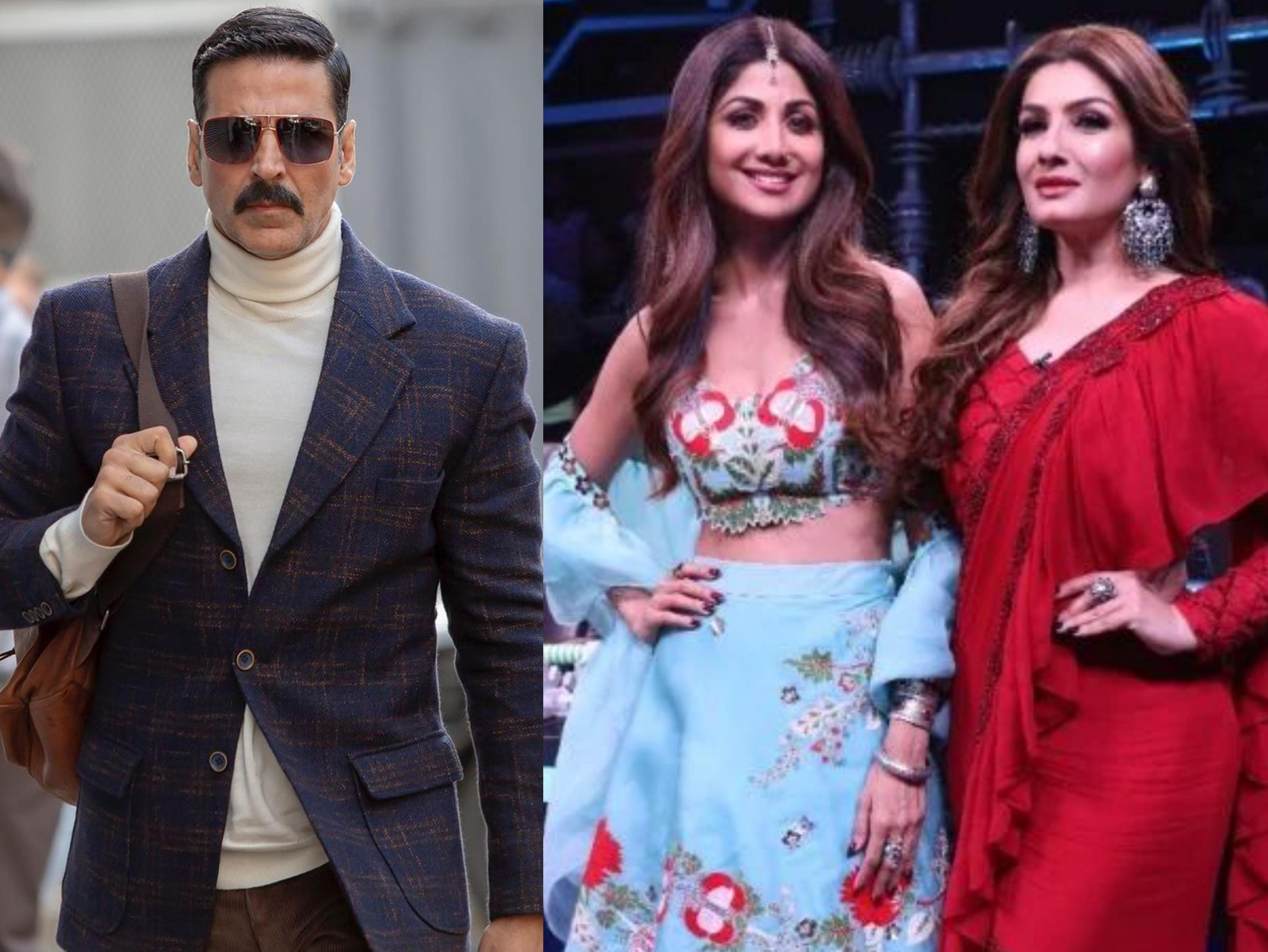 अक्षय कुमार ने अनाउंस की बेल बॉटम की रिलीज डेट, सुपर डांसर 4 में शिल्पा शेट्टी की जगह नही लेंगी रवीना टंडन|बॉलीवुड,Bollywood - Dainik Bhaskar