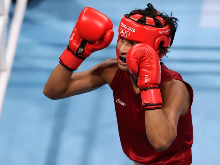 लवलिना असम की दूसरी खिलाड़ी हैं, जो ओलिंपिक में भाग ले रही हैं। उनसे पहले बॉक्सिंग में ही शिव थापा ने 2012 लंदन ओलिंपिक में देश का प्रतिनिधित्व कर चुके हैं।