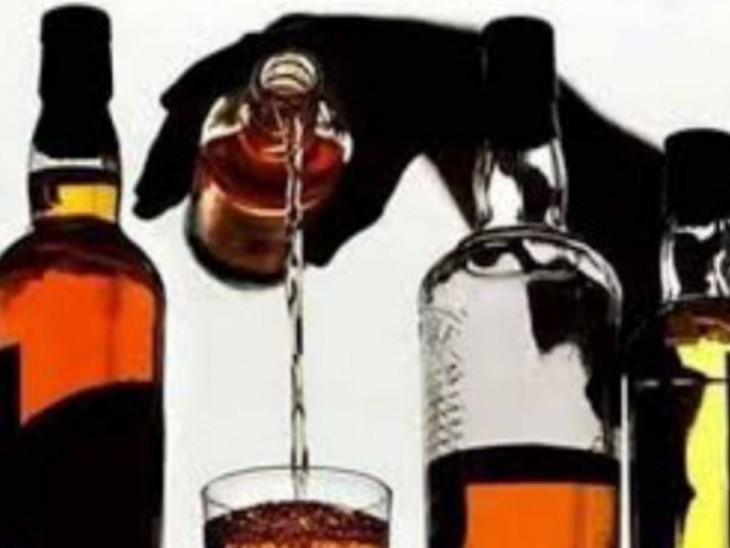 बार में 7 दोस्तों के साथ 4 और टेबलों पर वही शराब पीने वालों की जांच करेगी पुलिस|इंदौर,Indore - Dainik Bhaskar