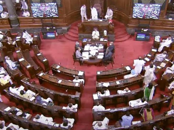 राज्यसभा 12 बजे तक स्थगित; विपक्ष की मांग- प्रधानमंत्री या गृह मंत्री की मौजूदगी में चर्चा हो|देश,National - Dainik Bhaskar