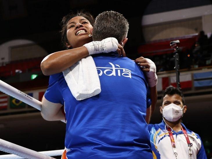 4 अगस्त को होगा सेमीफाइनल, ओलिंपिक में भारत की सबसे कामयाब मुक्केबाज बनने का मौका परफॉर्मेंस (भारत),India Performance - Dainik Bhaskar