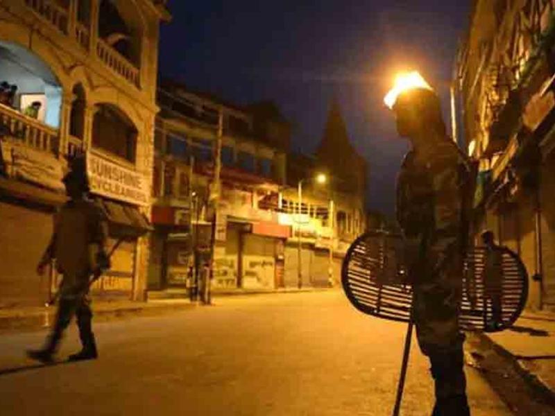 पहले की तरह रात 11 से सुबह 6 बजे तक रहेगी पाबंदी; धार्मिक स्थलों, जिम, सिनेमाघर में लोगों की संख्या सीमित की भोपाल,Bhopal - Dainik Bhaskar