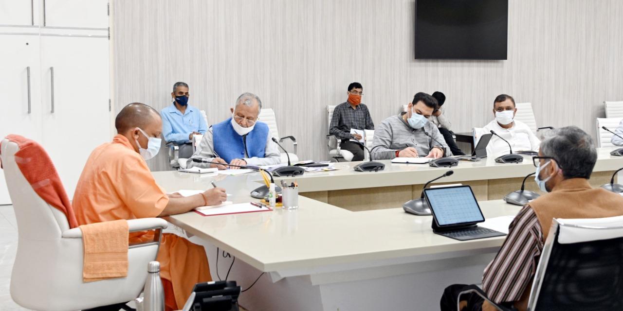 UP में 9 जिले कोरोना मुक्त, प्रदेश में अब 712 एक्टिव केस, योगी बोले- 55 जिलों में आज कोई केस नहीं आया लखनऊ,Lucknow - Dainik Bhaskar