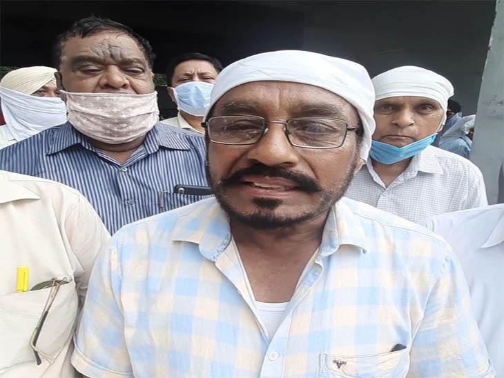 देश व पंजाब का मान बढ़ाने वाली एथलीट का राजकीय सम्मान से संस्कार तक नहीं किया चंडीगढ़-पंजाब के अफसरों ने|चंडीगढ़,Chandigarh - Dainik Bhaskar