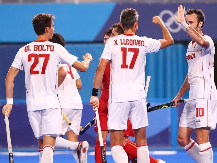 बेल्जियम इस ओलिंपिक में सबसे ज्यादा गोल करने वाली टीम रही है।