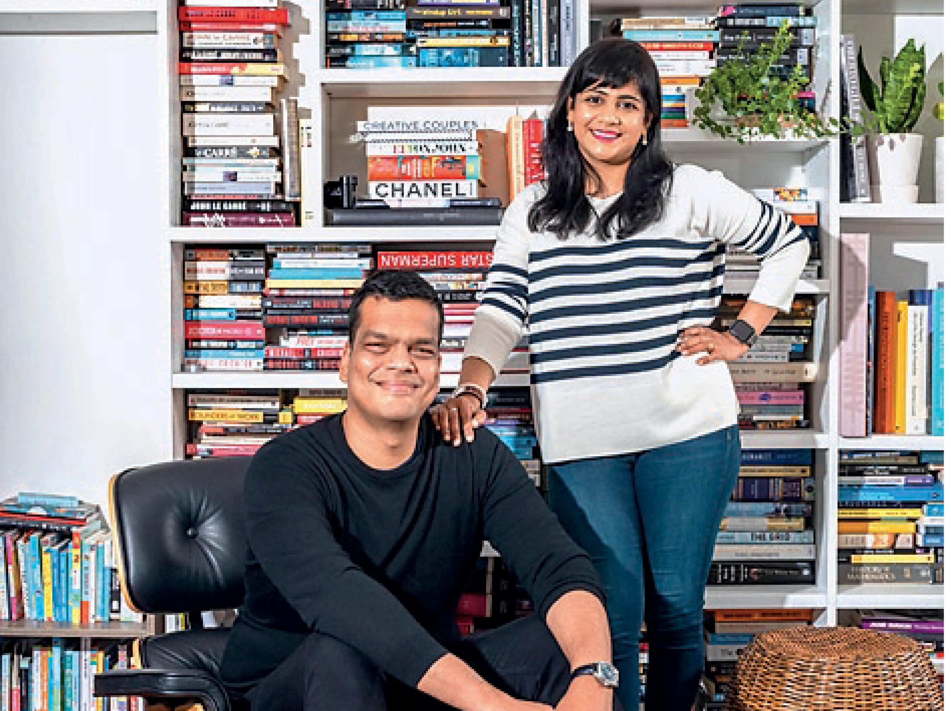 श्रीराम कृष्णन और आरती की कंपनी ऑडियो ऐप क्लबहाउस की नेट वर्थ 29 हजार करोड़ रुपए हुई|विदेश,International - Dainik Bhaskar