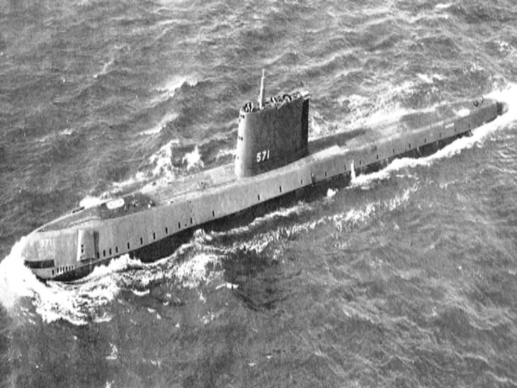 USS नॉटिलस।