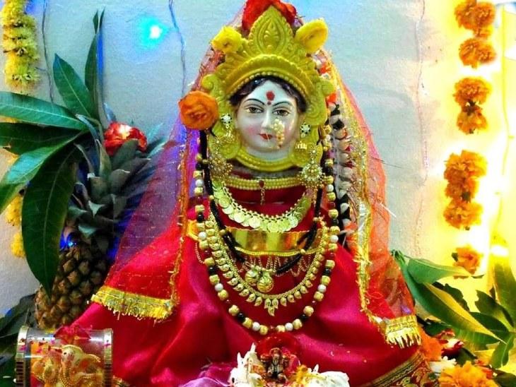 सावन के हर मंगलवार को देवी पार्वती की पूजा की परंपरा, अखंड सौभाग्य और समृद्धि के लिए रखते हैं व्रत|धर्म,Dharm - Dainik Bhaskar