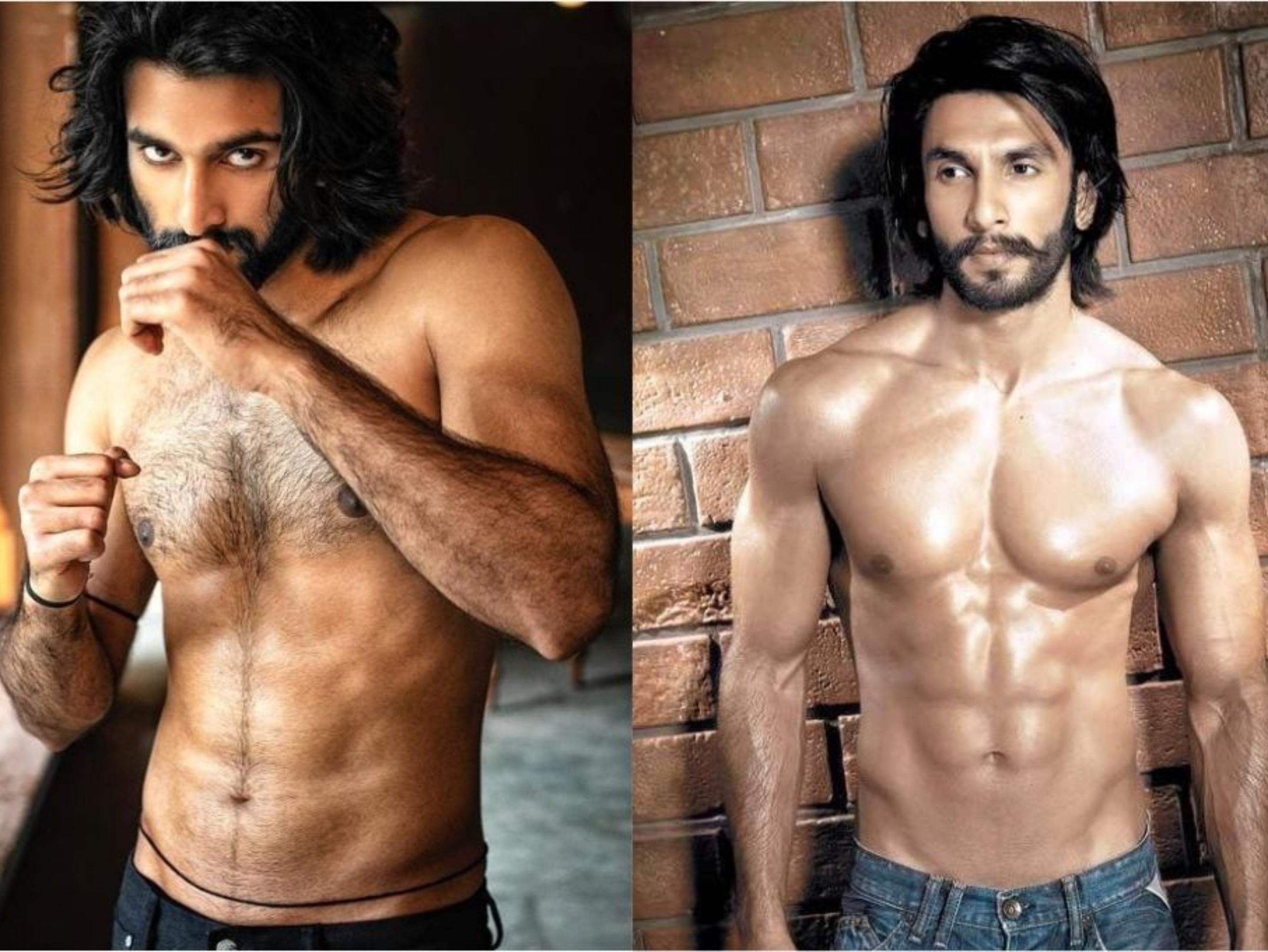 पद्मावत में रणवीर सिंह के बॉडी डबल बने थे मीजान जाफरी, एक सीन के लिए पूरी स्पीच सीखनी पड़ी थी|बॉलीवुड,Bollywood - Dainik Bhaskar