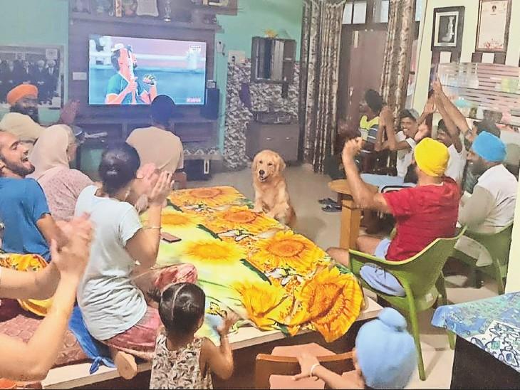 हॉकी क्वार्टर फाइनल में ब्रिटेन के खिलाफ दिलप्रीत ने दिलाई बढ़त, गुरजंट ने दूसरा गोलकर जीत पक्की की अमृतसर,Amritsar - Dainik Bhaskar