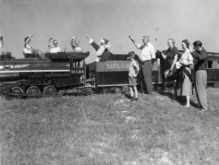 पार्क की शुरुआत के बाद ही रोजाना कई बच्चे यहां ट्रेन राइड का आनंद लेने आने लगे।