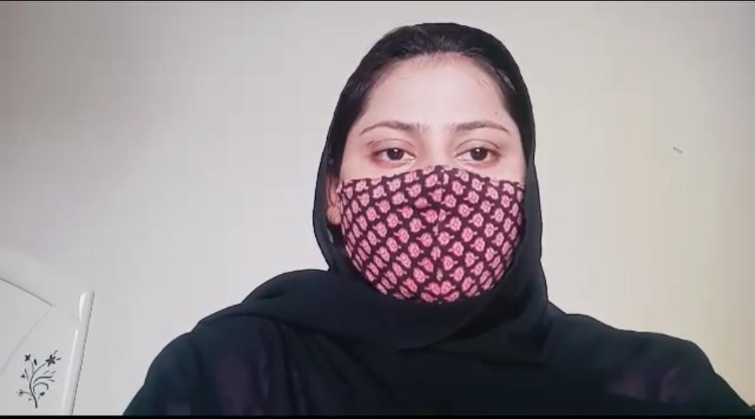 नगमा ने पुलिस को बताया है कि बशीर से उनकी शादी 11 नवंबर 2012 को हुई थी।