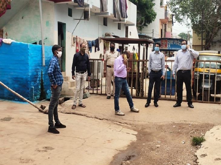 दो दिन से लगातार बढ़ रहे हैं पॉजिटिव, एक महीने में 357 कोरोना संक्रमित मिले 4 की गई जान; जिले में बनाए गए 10 कंटेनमेंट जोन|भिलाई,Bhilai - Dainik Bhaskar