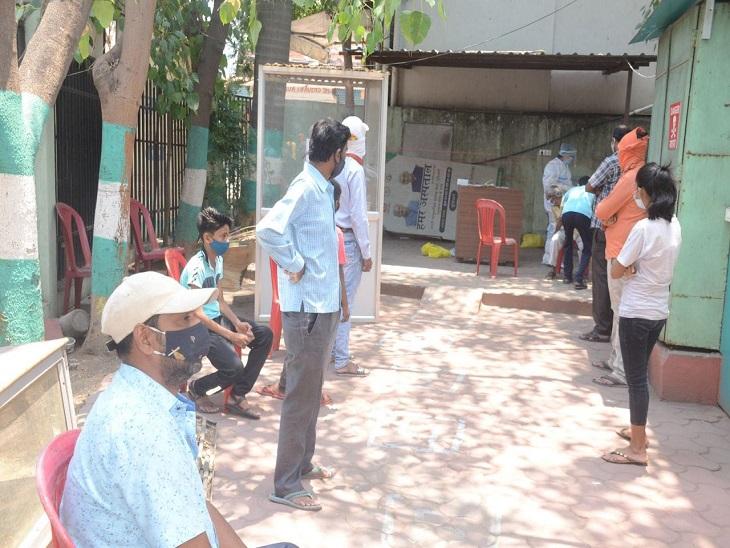 छत्तीसगढ़ में 236 लोग कोरोना पॉजिटिव मिले, रायपुर में बने 8 कंटेनमेंट जोन; अब बलौदा बाजार-कोरबा जिलों में COVID का विस्फोट|रायपुर,Raipur - Dainik Bhaskar