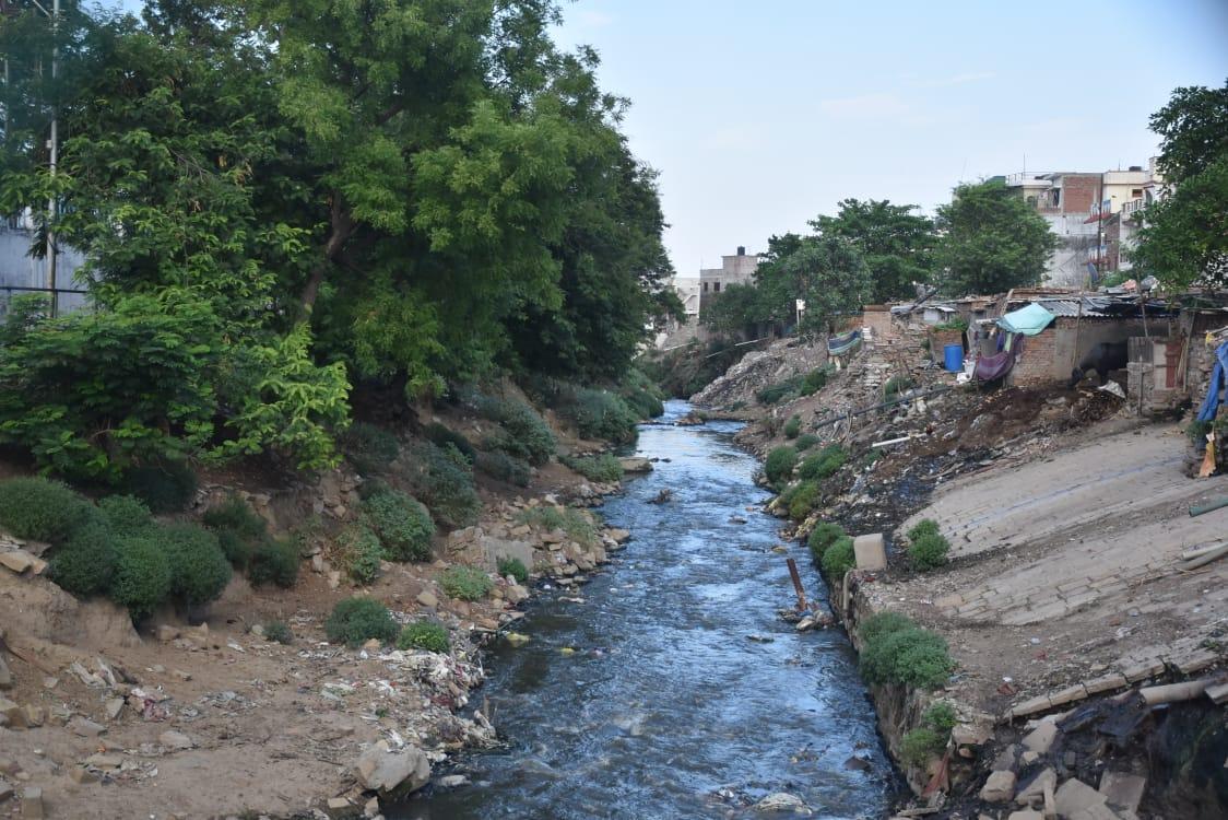 वाराणसी की असि-वरुणा नदी की रिपोर्ट नहीं हो सकी जमा, NGT का रुख सख्त; सुनवाई की अगली तिथि 24 अगस्त नियत|वाराणसी,Varanasi - Dainik Bhaskar