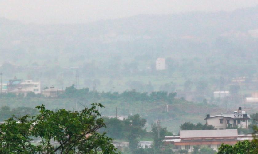 लगातार रिमझिम के कारण रात का पारा सामान्य से 2 डिग्री तक नीचे आया; पांच दिन बाद लुढ़का तापमान, सीजन में पहली बार सबसे कम रहा भोपाल,Bhopal - Dainik Bhaskar