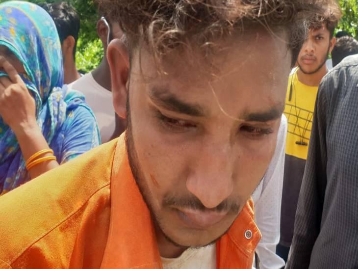 खेत पर गई महिला से दुष्कर्म की कोशिश, विरोध करने पर दराती से कर दिया हमला, आरोपी गिरफ्तार|मेरठ,Meerut - Dainik Bhaskar