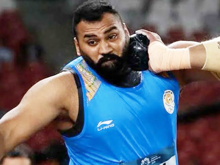 शॉटपुट में भारत के तेजिंदरपाल फाइनल के लिए क्वालिफाई नहीं कर सके; रेसलिंग में सोनम मलिक को शिकस्त मिली|टोक्यो ओलिंपिक,Tokyo Olympics - Dainik Bhaskar