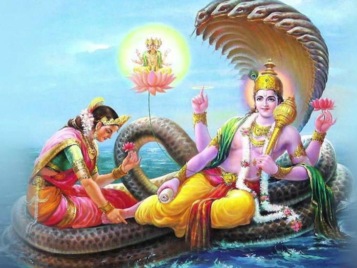 इस तिथि पर भगवान विष्णु की पूजा और व्रत से मिलता है कई यज्ञों का फल|धर्म,Dharm - Dainik Bhaskar