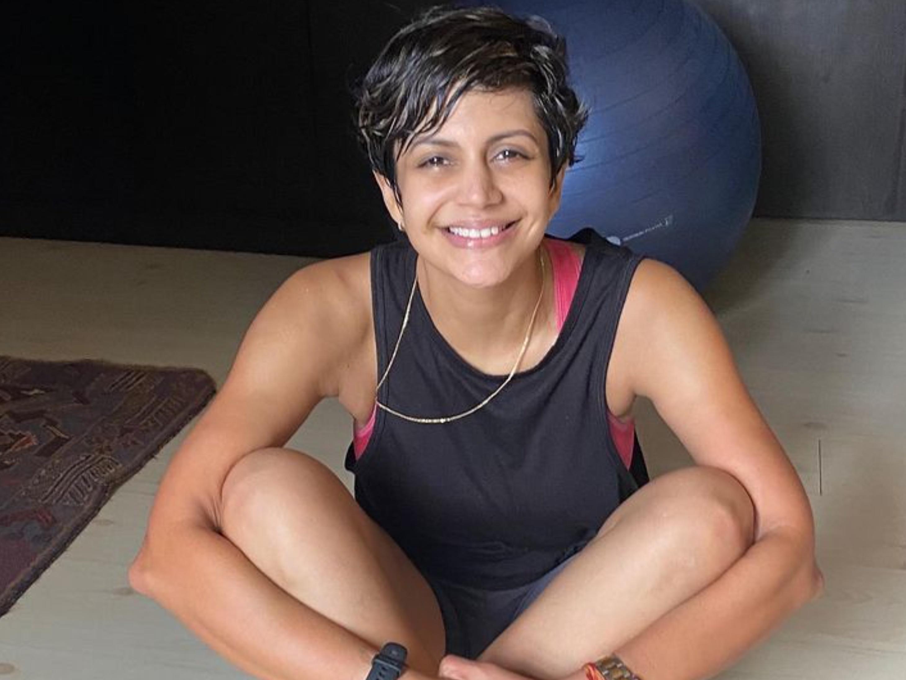 पति राज की मौत के बाद मंदिरा ने कहा- बैक टू वर्क टुडे, जिंदगी को शुरू करने का वक्त है बॉलीवुड,Bollywood - Dainik Bhaskar