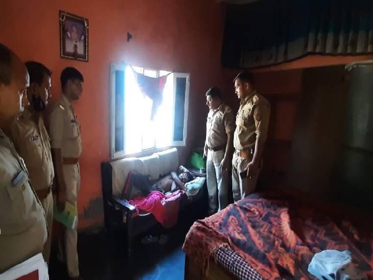 कई दिनों से गांव में कह रहा था- मुझे अब मरना है, जी ली बहुत जिंदगी, पुलिस बोली- मानसिक स्थिति ठीक नहीं थी|मेरठ,Meerut - Dainik Bhaskar
