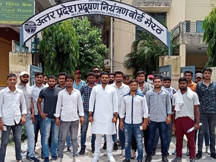 छात्रों की चेतावनी के बाद प्रदूषण विभाग ने जांच शुरू की, 5 फैक्ट्री में नहीं मिले मानक पूरे, लखनऊ भेजी गई रिपोर्ट|मेरठ,Meerut - Dainik Bhaskar