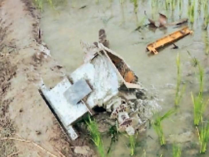 किसान दिल्ली बॉर्डर पर, खेतों से चोरी हो गए 6195 ट्रांसफार्मर, पावरकॉम को 28.56 करोड़ रुपए का नुकसान, पुलिस सिर्फ एफआईआर तक सीमित जालंधर,Jalandhar - Dainik Bhaskar