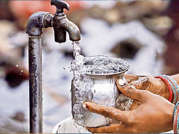 10 दिन के बाद पानी की सप्लाई में सुधार: जरूरत के लायक आई 46 एमएलडी पानी की सप्लाई, लेकिन अभी तीसरे दिन ही मिलेगा