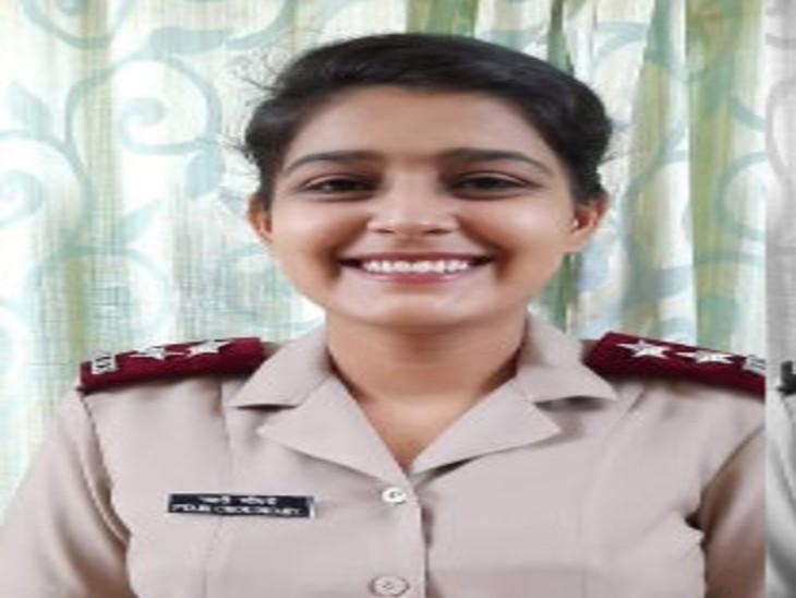 परिवार में 6 मेंबर फौज में, पहली बेटी जो लेफ्टिनेंट बनी, अहमदाबाद में मेडिकल डिपार्टमेंट में हैं तैनात|बाड़मेर,Barmer - Dainik Bhaskar