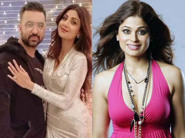 शिल्पा को अपने पहले बयान के बाद बहन शमिता शेट्टी का मिला सपोर्ट, बोलीं-मैं हर बुरे वक्त में हमेशा आपके साथ हूं मुंकी बॉलीवुड,Bollywood - Dainik Bhaskar